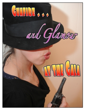 Gunfire and Glamour at the Gala