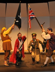 Pirates of Penzance-rollicking success!