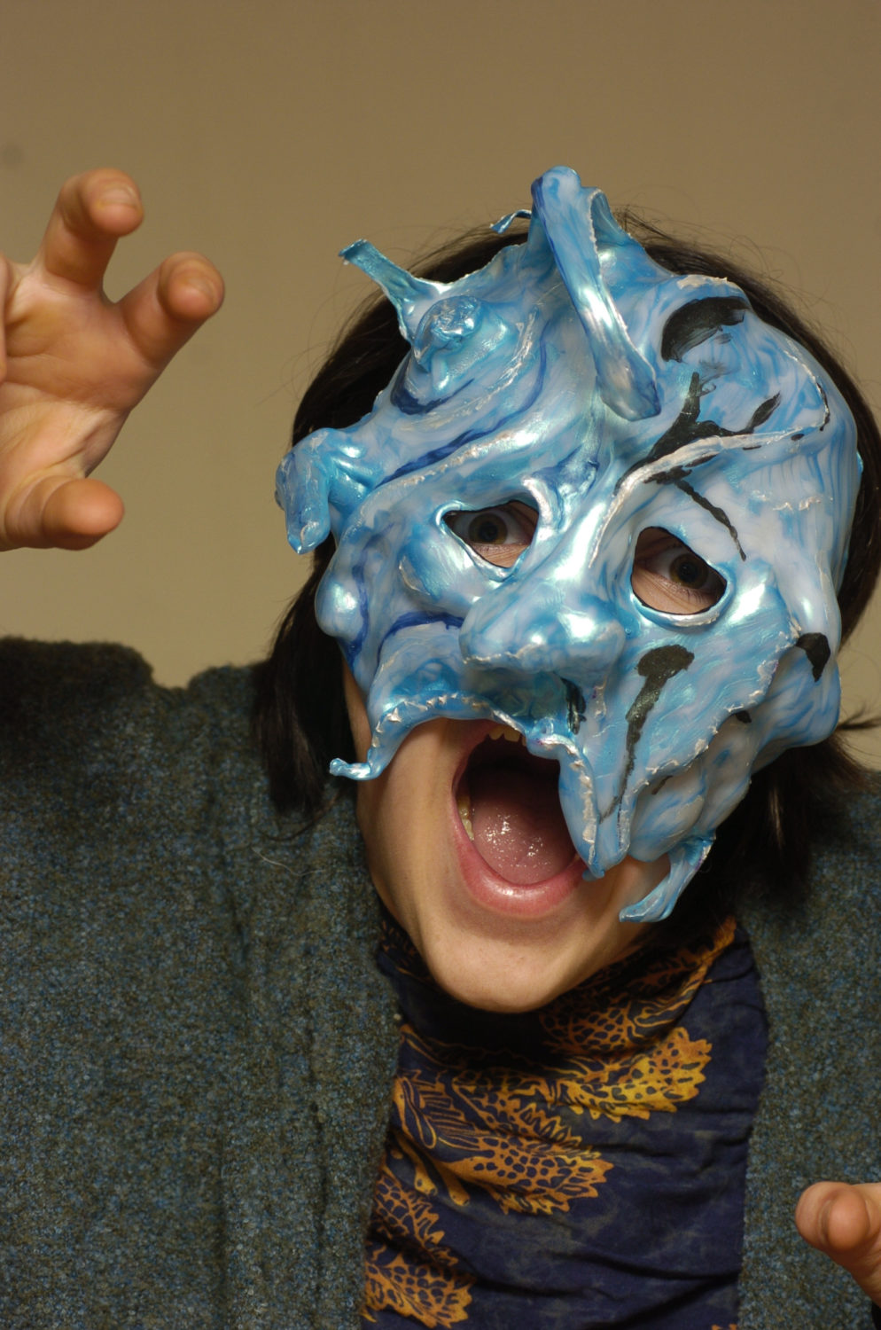 Mask from The Tempest