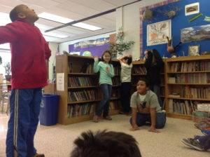 Fourth Grade Science Arts!
